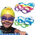 2pk FINIS Fruit Scented Kids Swim Goggles Ages 3-8 Anti-Fog UV Protection Clear