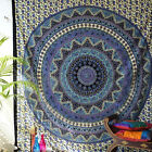 Twin Indian Mandala Tapestry Hippie Wall Hanging Bedspread Blanket Throw Decor