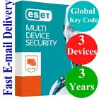ESET Multi-Device Security 3 Devices / 3 Years (Unique Global Key Code) 2018