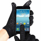Touch Screen Thermal Driving Gloves Waterproof Bike Motorcycle Cycling AU Local