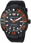 Technomarine Reef Men's 48mm Steel Carbon Fiber 500M Watch - Choice of Color