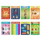 Kyпить Educational Preschool Posters for Toddlers & Kids for Preschool & Kindergarten на еВаy.соm