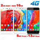 cell phones for cheap - XGODY Cheap 16GB Dual Sim Unlocked 4G HD Android Smart Cell Phone 5.5