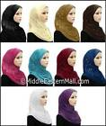 Kyпить Amira 1 pc Fashion Muslim woman Hijab DC Scarf PULL ON READY One Piece Hijab на еВаy.соm