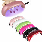 Mini Portable Nail Dryer LED Curing Lamp Machine For Auto UV Gel Nail Polish