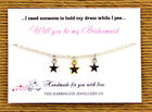 Personalised Bridesmaid/Hen Night/Party Friendship Bracelets party favours LB915