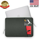 Laptop Sleeve Case Bag For Apple Macbook Pro iPad Air Shockproof Pouch Zipper