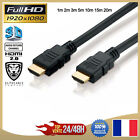 Cable HDMI 2.0 4K 60Hz EliteCable Ultra HD 2160p 3D Full HD ARC HDR 18GB/Sec