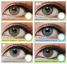 New Beautiful Fresh Color Lenses Cosmetic Color Monthly Contacts Circle Lens