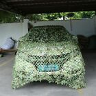 Military Camo Net Car Covering Tent Camouflage Hunting Blinds Long Cover New