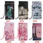 cf card slot - Eiffel Tower Flip Stand Card Slots Wallet Cover Case For iPhone X 8 7 6S Plus SE