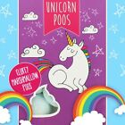 Unicorn Fluffy Marshmallow Poos  - Novelty Strawberry flavour sweets