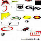 3 Sheets Car Bicycle Cycling Sticker MTB Bike Vouge Skateboard Decal Stickers NE