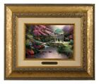 Thomas Kinkade Brushworks - Select from 4 Titles (Your Choice of Frame)