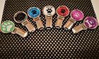 Dog Show Ring Number Clip Pin Fastener - Show Time with Paw