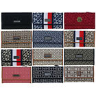 Tommy Hilfiger Womens Wallet Trifold Checkbook Enveolope Clutch Snap Closure New