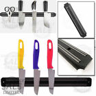 33/38 cm Magnetic Knives Holder Wall Mounted Kitchen Magnet Bar Storage Rack New