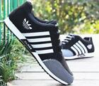 2018 FASHION Mens Sneakers Canvas Mesh Fashion Breathable Sports Running Shoes