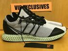 ADIDAS Y-3 RUNNER 4D BLACK WHITE FUTURECRAFT AQ0357 ONLY 200 MADE