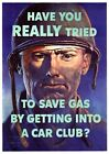 WW2+US+Propaganda+Poster%2C+American+Soldier%2C+Vintage+Car+Club%2C+Military+Poster