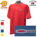 C5 Z06 405 HP Corvette Embroidered Men's Performance Polo Shirt BD5ZEP135