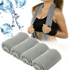 Ice Towel Sports Golf Yoga Workout Gym Chilly Pad Cooling Scarf Instant Relief