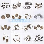 Wholesale Tibetan Silver Bronze Alloy Charms Pendants Jewelry Findings DIY Craft