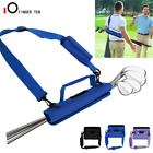 Golf Club Bag Driving Range Carrier Sleeve Light Travel Gfit + Free 4 Wood Tees