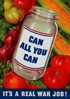 WWII+Rations+American+Propaganda+Poster+-+Can+All+You+Can%2C+Homefront%2C+WW2+US