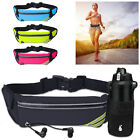 Waterproof Bottle Holder Waist Pack Fanny Bag Sport Fitness Running Jogging Belt image