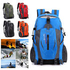 40L Travel Hiking Backpack Waterproof Outdoor Sport Camping Daypack Rucksack Bag