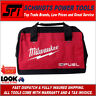 MILWAUKEE M12 FUEL SMALL SIZE TOOL BAG 330mm CONTRACTORS TOOLBAG SUIT M12FPD FID