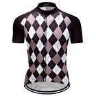 New Mens Bike Sports Cycling Clothing Jerseys Bicycle Short Sleeve Tops Race Fit