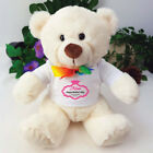 Personalised Mum Bear with Rainbow Ribbon - Add a Name & Message
