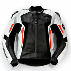 BMW New Design Motorcycle Leather Jacket Sports Motorbike Cowhide Leather Jacket