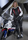 BMW Ladies Motorcycle Leather Suit MotoGp Motorbike Leather Jacket Trouser