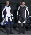 BMW Motorcycle Leather Suit MotoGp Sports Motorbike Cowhide Leather Suit