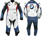 BMW Easy Ride Motorcycle Leather Suit Sports Motorbike Leather Jacket Trouser