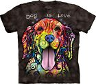 The Mountain Dog is Love Special Edition Black T Shirt