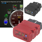 WiFi/Bluetooth Wireless OBD2 OBDII ELM327 Diagnostic Scanner For iPhone Android