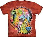 Dogs Speak Animal T Shirt Adult Unisex The Mountain