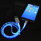 Visible LED Micro USB Charger Cable LG K20 Plus K20 K10 K8 K7 K4 Stylo 3 Zone 4