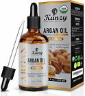 Argan Oil- 100% Pure and Organic Moroccan Oil for Hair, Skin and Body