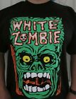 WHITE ZOMBIE PUNK ROCK BAND T-SHIRTS image