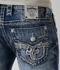 New Men's Rock Revival Slim Bootcut Jeans Scion 27 28 29 on eBay