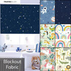 Childrens Roller Blind Made To Measure Blackout or Dim Out Patterned Printed