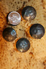 "Old World Spanish Style Hammered Steel Round Head Clavos / Nails 3/4"",CL-3/4~"