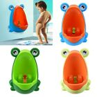 HOT Frog Kids Potty Toilet Training Children Urinal For Boy Pee Trainer Bathroom image