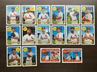 2018 Topps Heritage Base Team Sets  - Pick your team