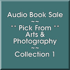 Audio Book Sale: Arts & Photography (1) - Pick what you want to save